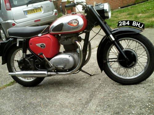 1963 BSA STAR TWIN A65 650CC For Sale (picture 2 of 6)
