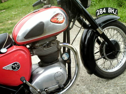 1963 BSA STAR TWIN A65 650CC For Sale (picture 6 of 6)