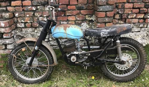 BSA Bantam for auction June 17th SOLD by Auction (picture 1 of 3)