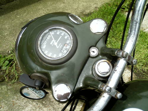 1956 BSA B31 EX FIRE SERVICE SOLD (picture 4 of 6)