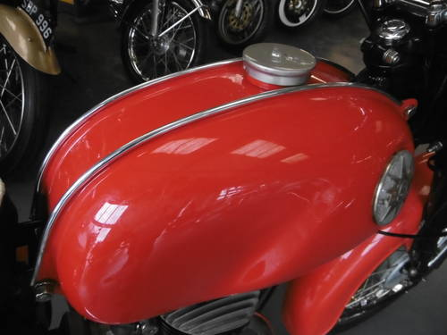 1965 Bantam 175 4 speed ! over £1800 spent on this great bike  SOLD (picture 2 of 6)