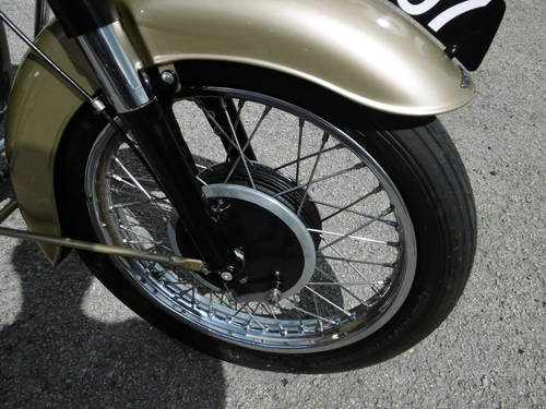 1960 BSA Gold Flash Original bike correct and restored  SOLD (picture 3 of 6)