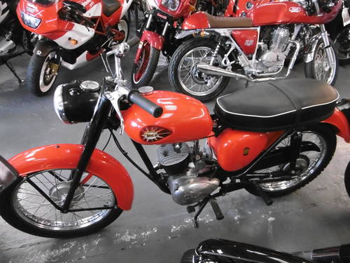 Bantam 1964 Restored  SOLD (picture 5 of 6)