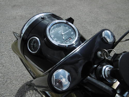 1960 BSA Gold Flash correct and now restored  SOLD (picture 5 of 6)