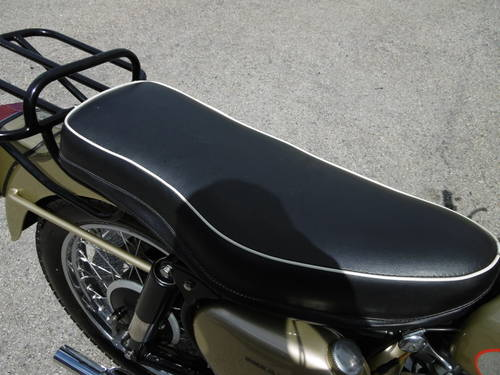 1960 BSA Gold Flash correct and now restored  SOLD (picture 6 of 6)