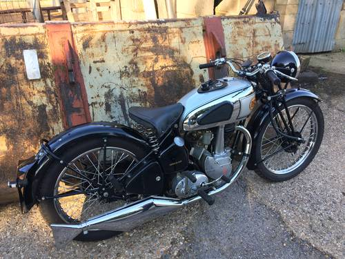 BSA Silver star 1939 Stunning Condition SOLD (picture 2 of 3)