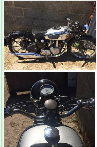 BSA Silver star 1939 Stunning Condition SOLD (picture 3 of 3)