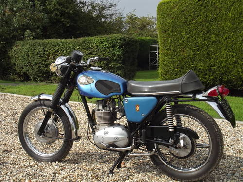 BSA 250cc Starfire 1971 SOLD (picture 2 of 6)