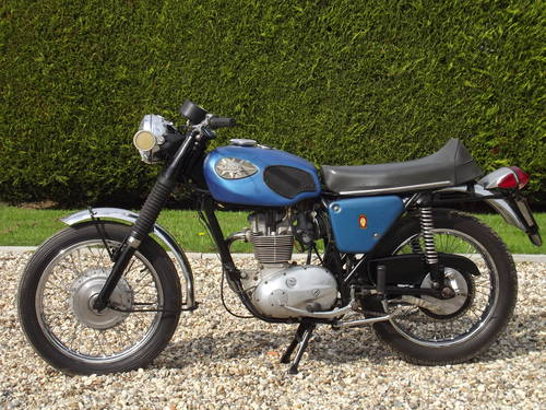 BSA 250cc Starfire 1971 SOLD (picture 3 of 6)