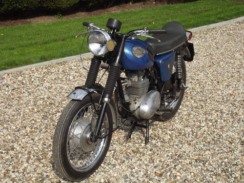 BSA 250cc Starfire 1971 SOLD (picture 6 of 6)