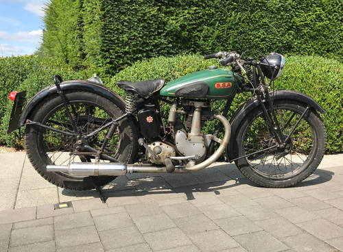 BSA - B22 Empire Star  1938 For Sale (picture 1 of 6)