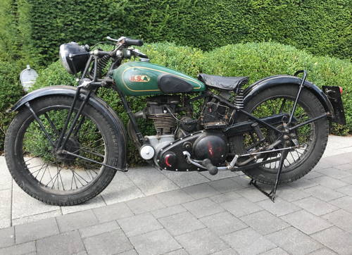 BSA - B22 Empire Star  1938 For Sale (picture 3 of 6)