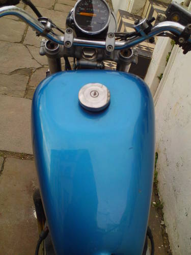 1958 BSA A10 'BOBBER' SOLD (picture 5 of 5)