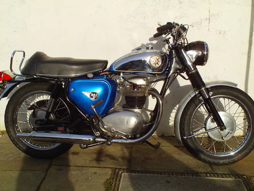 1964 BSA A65 ROCKET SOLD (picture 1 of 6)