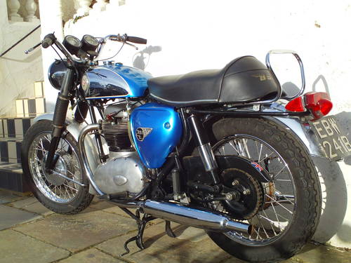1964 BSA A65 ROCKET SOLD (picture 4 of 6)