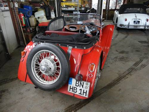 1936 BSA Scout RHD For Sale (picture 3 of 6)