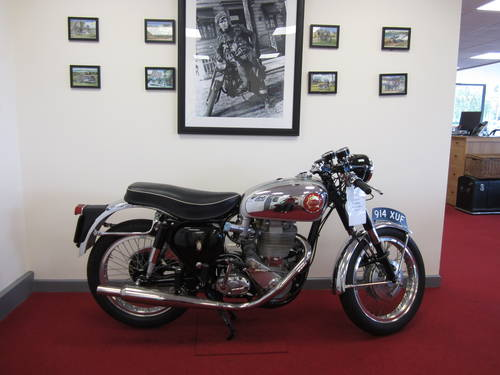 1956 BSA Goldstar Clubmans DBD 34 For Sale (picture 1 of 4)