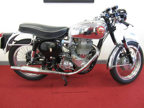 1956 BSA Goldstar Clubmans DBD 34 For Sale (picture 3 of 4)