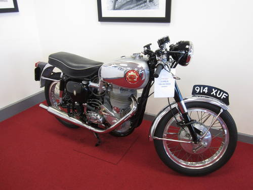 1956 BSA Goldstar Clubmans DBD 34 For Sale (picture 4 of 4)