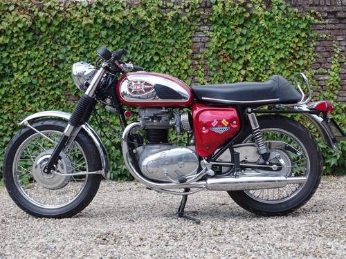 1965 BSA A65 Lightning Fully restored and rebuilt!! For Sale (picture 1 of 6)