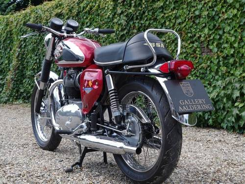 1965 BSA A65 Lightning Fully restored and rebuilt!! For Sale (picture 4 of 6)