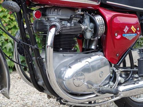 1965 BSA A65 Lightning Fully restored and rebuilt!! For Sale (picture 6 of 6)