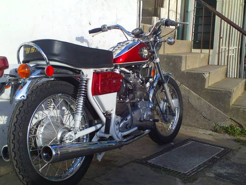 1972 BSA ROCKET THREE A75R MK2  EXPORT SOLD (picture 2 of 6)