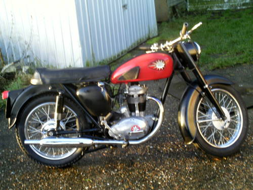 1961 BSA 250CC C15 SOLD (picture 1 of 6)
