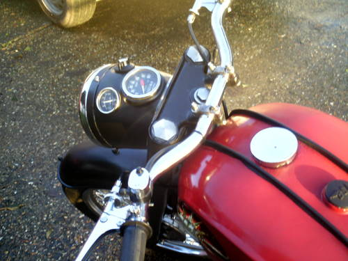1961 BSA 250CC C15 SOLD (picture 5 of 6)