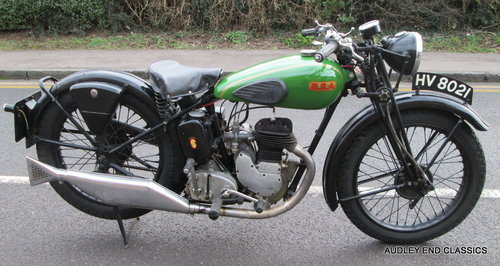 1937 BSA B23  £6750 For Sale (picture 2 of 6)