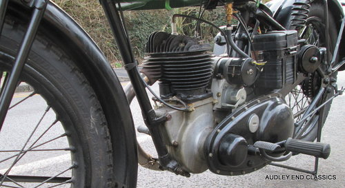 1937 BSA B23  £6750 For Sale (picture 3 of 6)