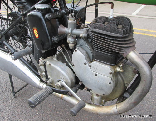 1937 BSA B23  £6750 For Sale (picture 4 of 6)