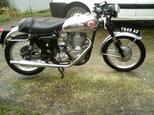 1960 BSA DBD34 GS 500CC For Sale (picture 1 of 6)