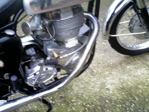 1960 BSA DBD34 GS 500CC For Sale (picture 2 of 6)