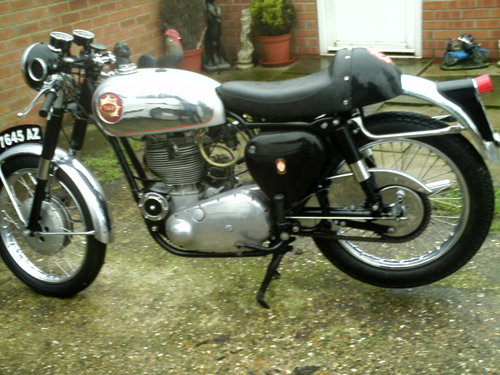 1960 BSA DBD34 GS 500CC For Sale (picture 3 of 6)