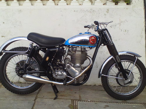 1959 BSA CATALINA SCRAMBLER DBD34 GOLDSTAR SOLD (picture 1 of 6)
