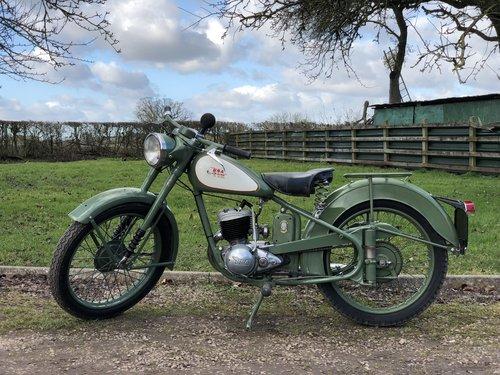 BSA Bantam D1 125cc 1956 SOLD (picture 2 of 6)