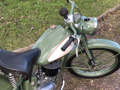 BSA Bantam D1 125cc 1956 SOLD (picture 6 of 6)
