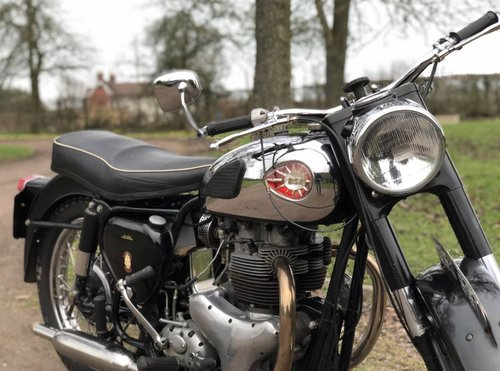 1959 BSA A10 SOLD (picture 6 of 6)