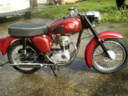 1966 BSA 250CC C15 F SUPER SPORT SS80 For Sale (picture 4 of 6)