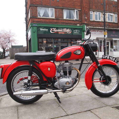 1965 C15 250cc Classic, Fully Restored. SOLD TO CHRIS. SOLD (picture 5 of 6)