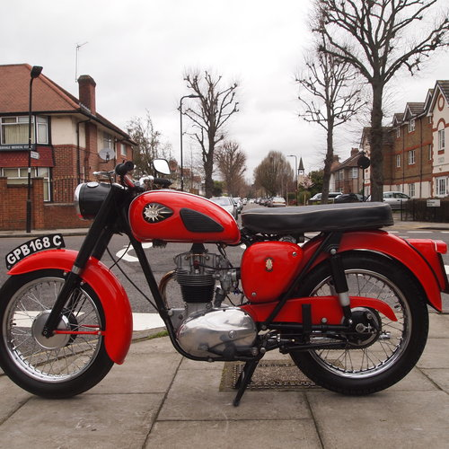 1965 C15 250cc Classic, Fully Restored. SOLD TO CHRIS. SOLD (picture 6 of 6)