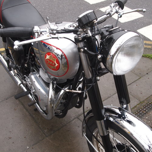 1956 A7 SS 500 Gold Star Replica, SOLD TO GARY. SOLD (picture 5 of 6)
