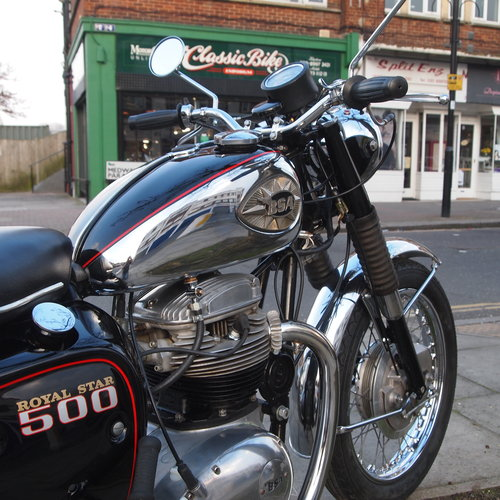 1970 A50R 500cc Royal Star, In Beautiful Condition. SOLD (picture 2 of 6)