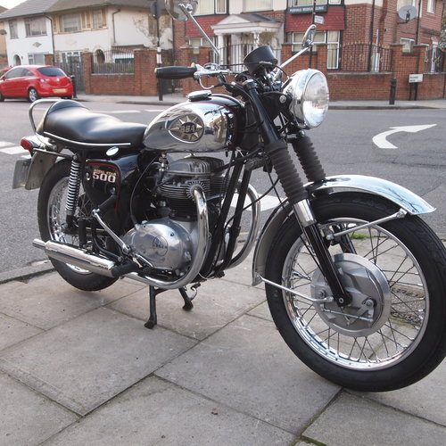 1970 A50R 500cc Royal Star, In Beautiful Condition. SOLD (picture 4 of 6)