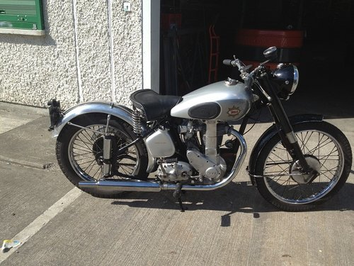 1950 BSA ZB32 for sale For Sale (picture 1 of 6)