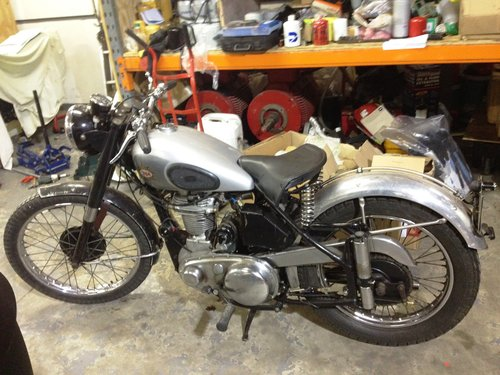 1950 BSA ZB32 for sale For Sale (picture 2 of 6)