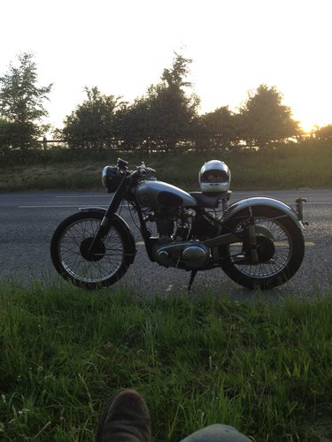 1950 BSA ZB32 for sale For Sale (picture 3 of 6)
