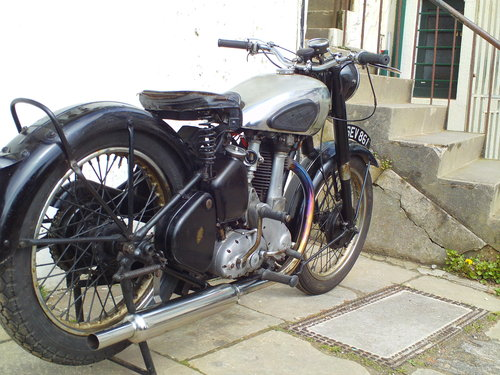 1951 BSA M33 500 SOLD (picture 2 of 6)