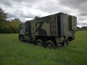 2004 Mowag Bucher Duro 2 For Sale